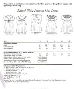 Chery Williams Raised Waist Princess 1