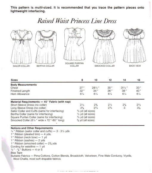 Chery Williams Raised Waist Princess 1