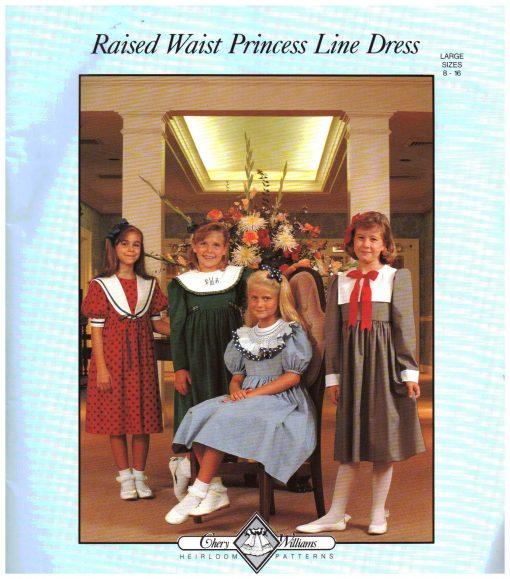 Chery Williams Raised Waist Princess