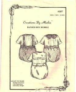 Creations By Michie Sewing Patterns