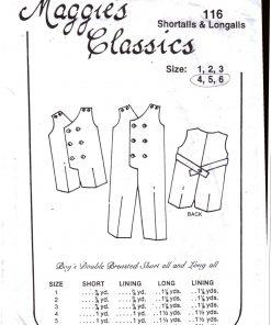 Maggies Classics 116