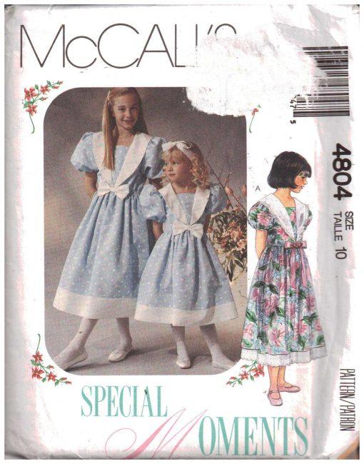 McCalls 4804 M