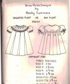 Briar Patch Designs Sewing Patterns