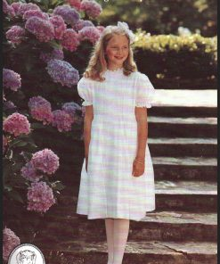 Ginger Snaps Designs The Blue Ridge Antique Dress