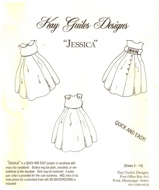 Kay Guiles Design Jessica