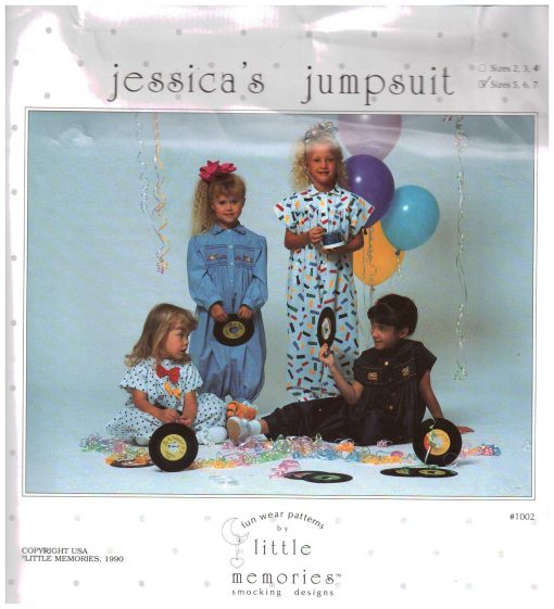 Little Memories Jessicas