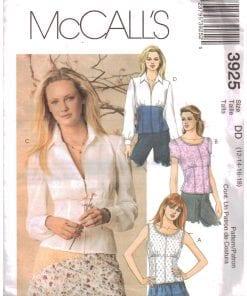 McCalls 3925 J