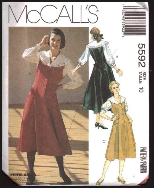 McCalls 5592 J