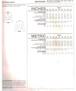 Stretch Sew 1057 1