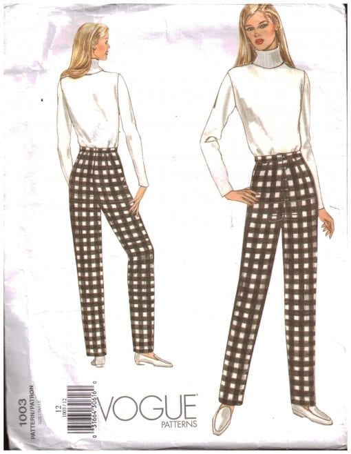 Vogue 1003 J