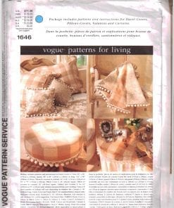 Vogue 1646 J 1