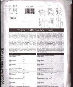 Vogue 2084 J 1