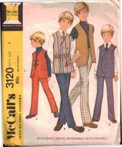 McCalls 3120 J