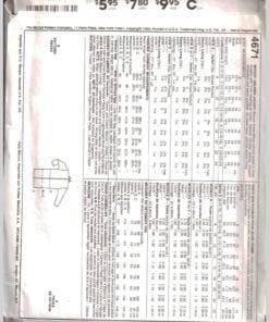McCalls 4671 J 1