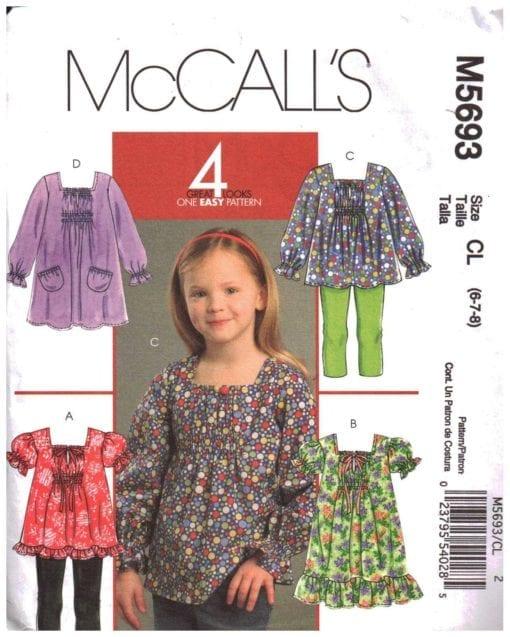 McCalls M5693