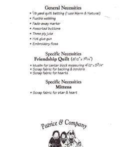 Patrice Company 49 1