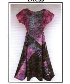 CNT Pattern Co. Xceptional Patchwork Dress