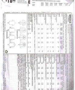 McCalls M6044 1