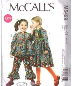 McCalls M6429