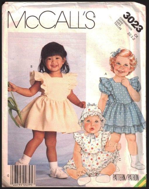 McCalls 3023 O