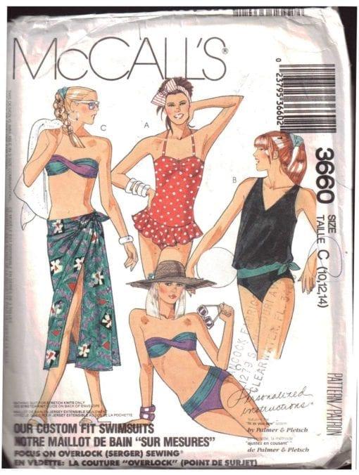 McCalls 3660 O