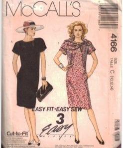 McCalls 4166 O