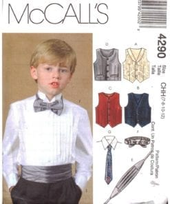 McCalls 4290 O