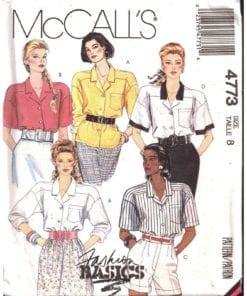McCalls 4773 O