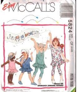McCalls 5824 O
