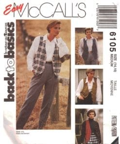 McCalls 6105 O