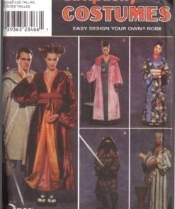 Costumes Sewing Patterns