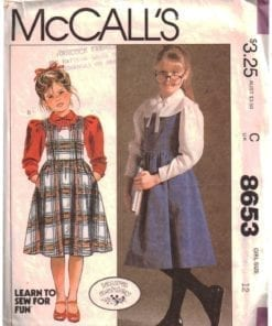 McCalls 8653 N