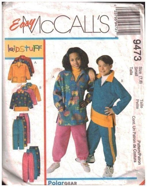 McCalls 9473 N