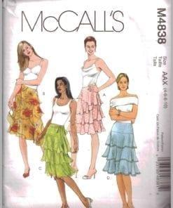 McCalls M4838 N 2
