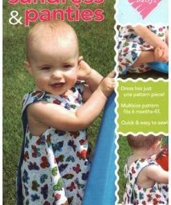 Sew Baby Reversible Sundress