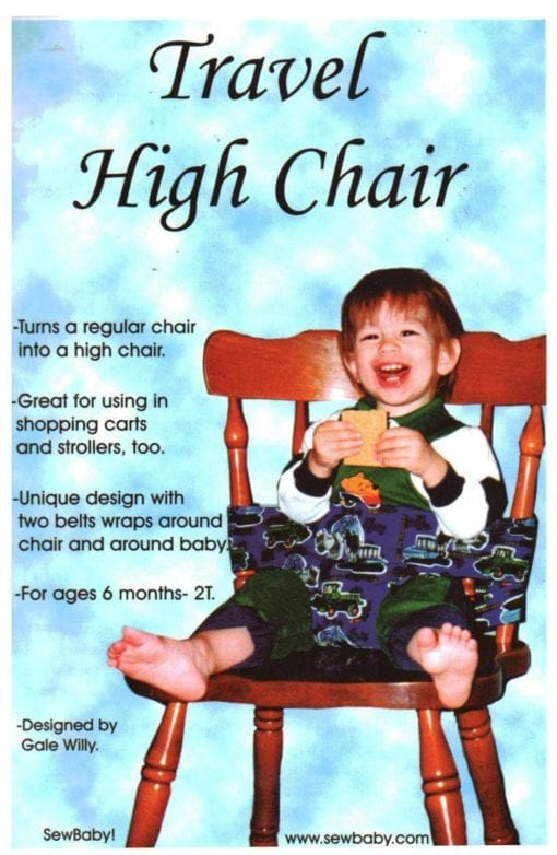 Sew Baby Travel High Chair