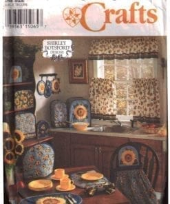 Kitchens Sewing Patterns