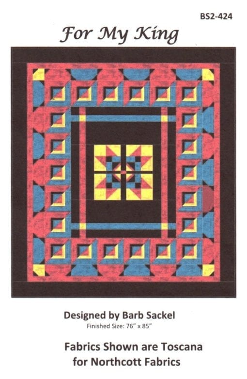The Pattern Peddlers BS2 424