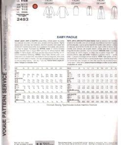 Vogue 2493 N 1
