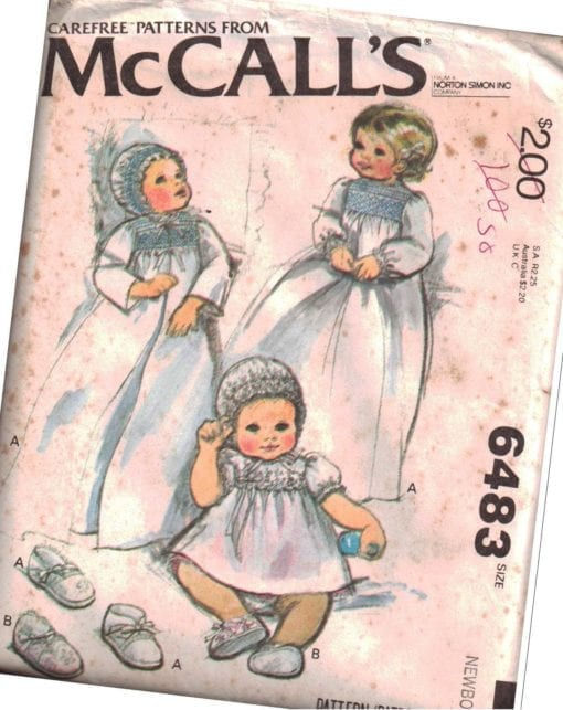McCalls 6483 M