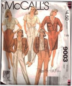 McCalls 9003 M