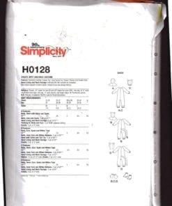 Simplicity H0128 J 1