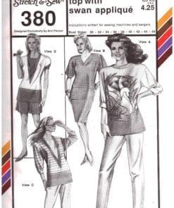 Stretch Sew 380 J