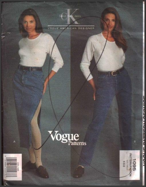 Vogue 1095 J