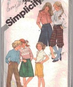 Simplicity 5314 J