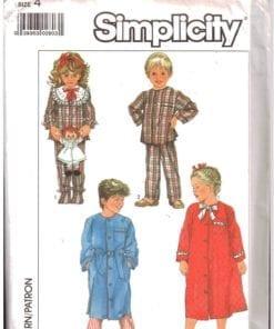 Simplicity 8325 J