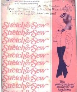 Stretch Sew 300 A