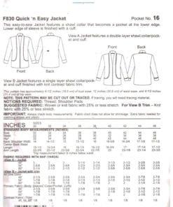 Stretch Sew F80 A 1 1