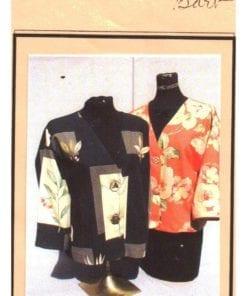 Barb Callahan Art Deco Jacket