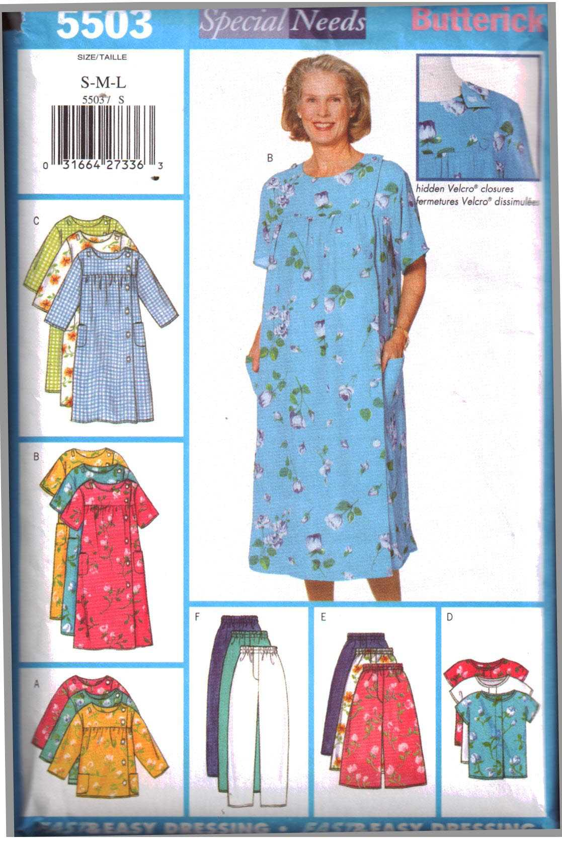 5343 Butterick SEWING Pattern Girls Top Shorts Skirt Fashion Addition OOP SEW FF